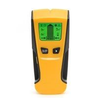 3 In 1 LCD Stud Center Finder AC Live Wire Detector Metal Scanner Industrial Metal Detectors