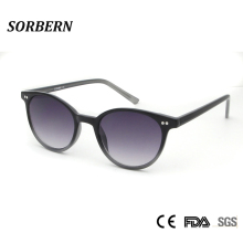 SORBERN Vintage Round Sunglasses Women Men Brand Designer Gradient Sun Glasses Female Eyewear UV400 Driving Goggle oculos de sol fashion sunglasses women brand designer multicolor sun glasses for women driving eyewear oculos gafas de sol uv400 goggle
