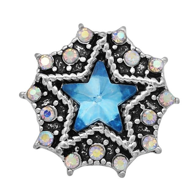 Beauty Rhinestone Star 18MM...