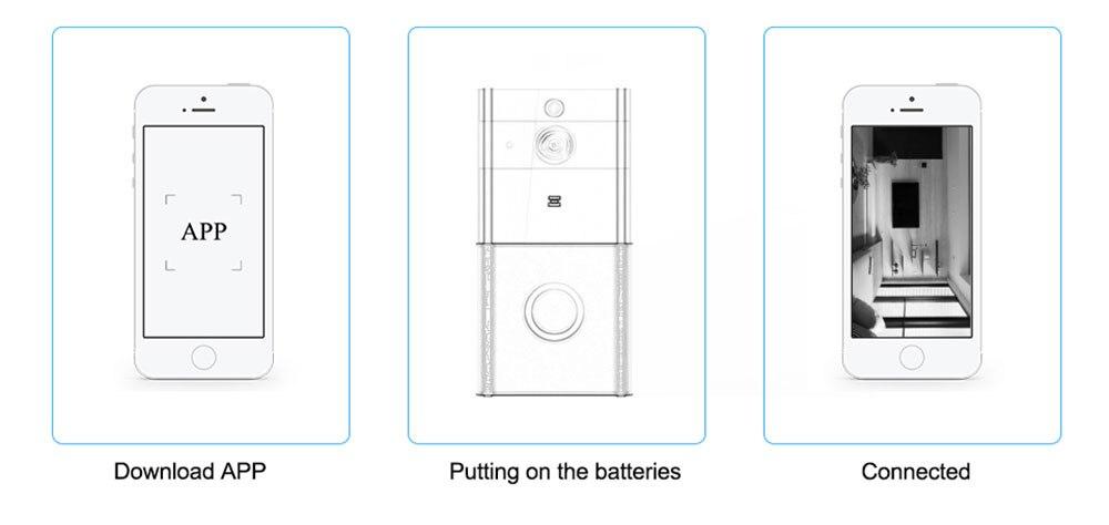 Smart Video Doorbell Camera (19)