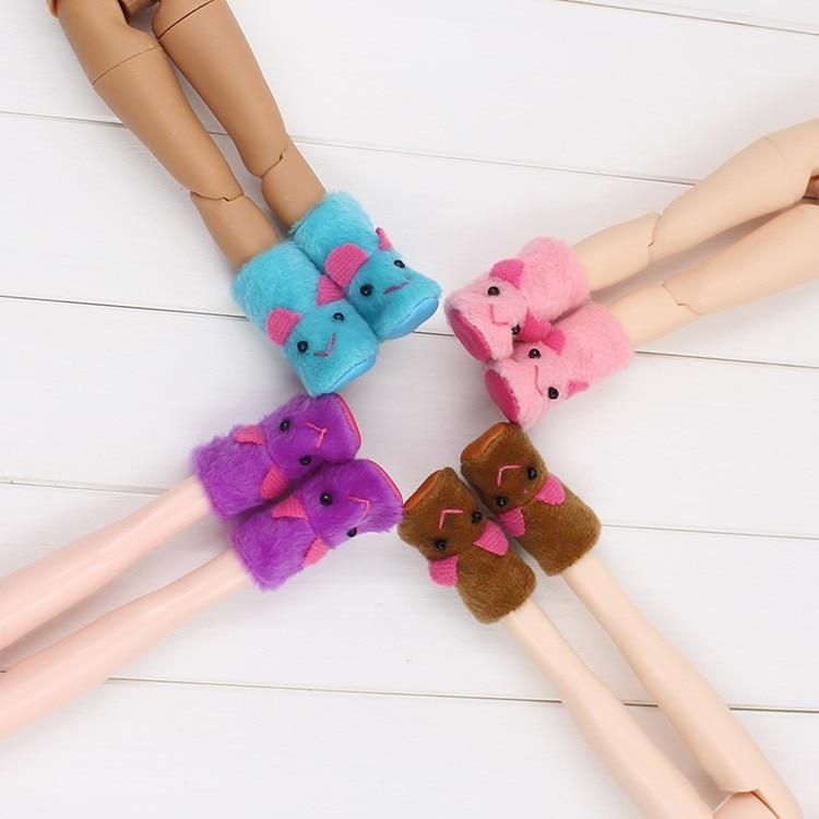 Neo Blythe Doll Animal Fluffy Boots 1