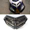 Smoke Lens LED Tail Light Brake With Turn Signals Fits For 2008 09 2010 Ducati 848 1098R New