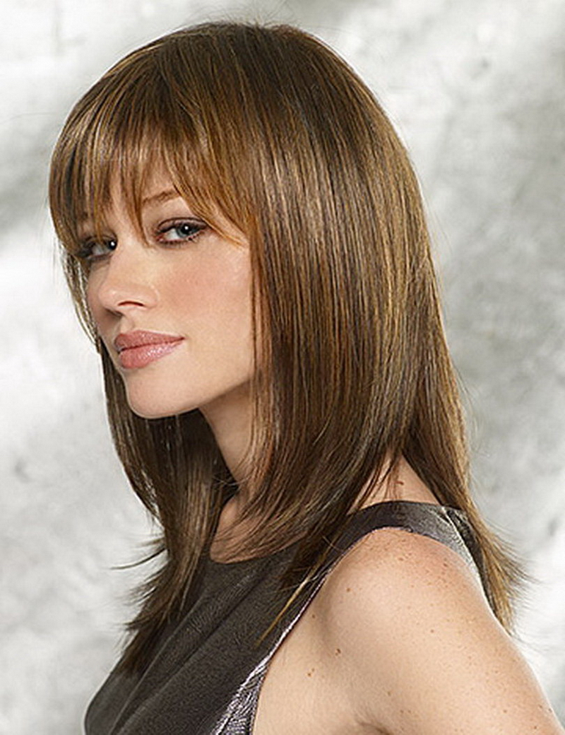 Latest Womens Hairstyles | Trend Hairstyle and Haircut Ideas