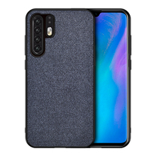 Cotton Cloth Case For Huawei P30 Pro Lite Mate 20 Pro Fabric