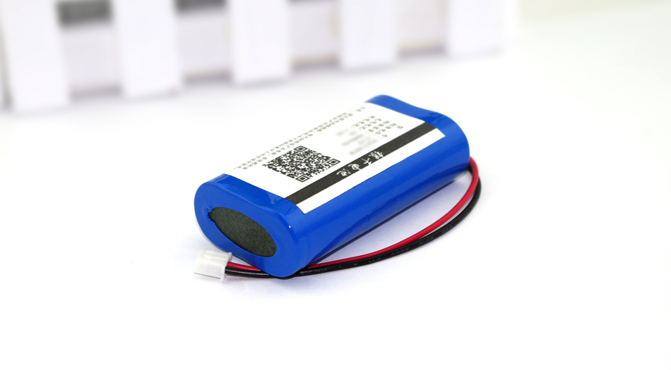 7.4V 2200MAH <font><b>18650</b></font> Rechargeable <font><b>Battery</b></font> <font><b>Pack</b></font> <font><b>2S</b></font> Speaker Series amplifiers amplifiers Megaphone wireless monitoring <font><b>batteries</b></font> image