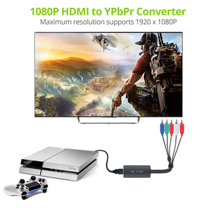 Image 3 - محول HDMI من PROZOR إلى YPbPr HDMI إلى 5RCA RGB YPbPr مع كابل فيديو مكون يدعم 1920x1080P HDMI إلى مكون YPbPr