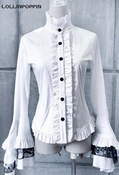 discount LOLLINPOPPIN Shirt Royal 8