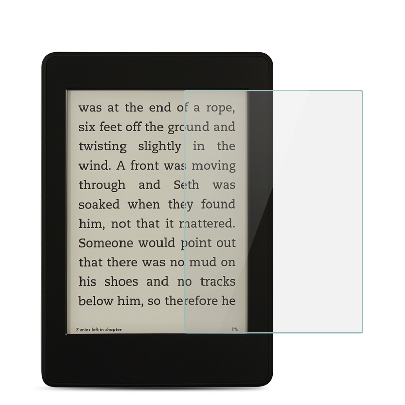 9H Tempered Glass For Amazon Kindle Paperwhite 1 2 3 2012 2013 2015 6.0 Inch Full Cover Tablet Screen Protector Protective Film