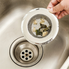 1 pcs Stainless Steel Sink Strainer Different Size Suitable for Kitchen Bathroom and Floor Drain Multi-function Filter
