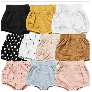 Baby Bloomers South Korea Female children's clothing baby shorts Pure cotton wholesale Bread of shorts