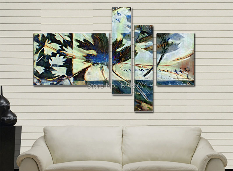 Aliexpress.com : Buy Hand Painted Modern Abstract
