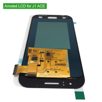 Amoled LCD For Samsung Galaxy J1 Ace J110 SM J110F J110H J110FM Screen Display Touch Digitizer Assembly New Tested