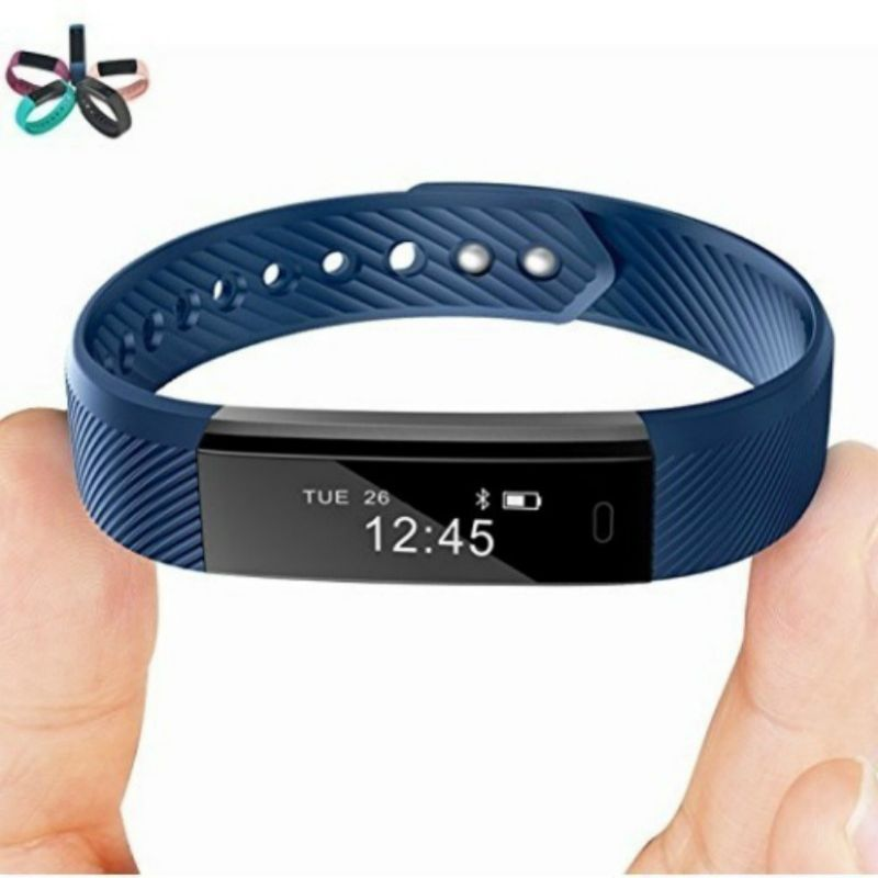 Image 5 - New Smart Bracelet Bluetooth Bracelet Pedometer Fitness Outdoor Fitness Equipment-in Outdoor Tools from Sports & Entertainment