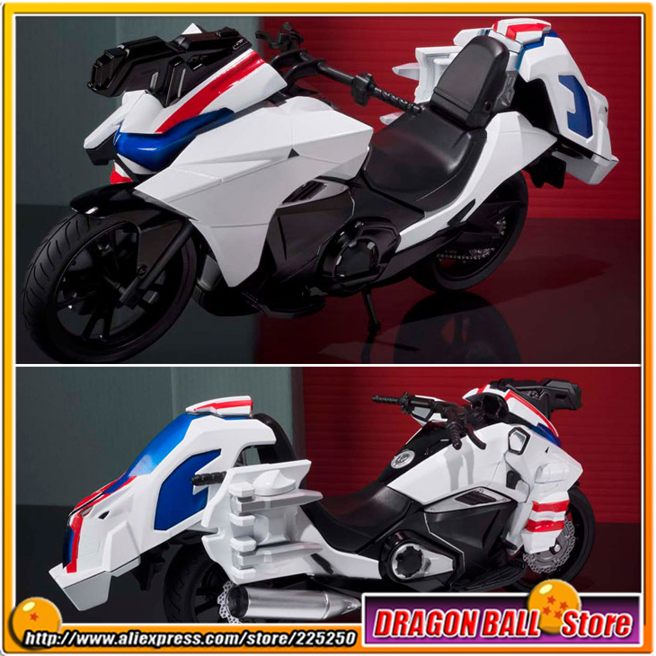Japan Masked Kamen Rider Drive Original BANDAI Tamashii Nations SHF/ S.H.Figuarts PVC Action Figure Bike - Ride Macher