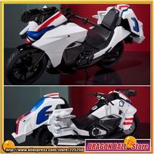 "Japonya ""maskeli Kamen Rider sürücü"" orijinal BANDAI Tamashii milletler SHF/ S.H.Figuarts PVC Action Figure bisiklet sürüş Macher"