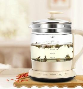 Saúde levantando pote totalmente automática espessamento vidro de Segurança Auto Off Função health pot pot glass   -