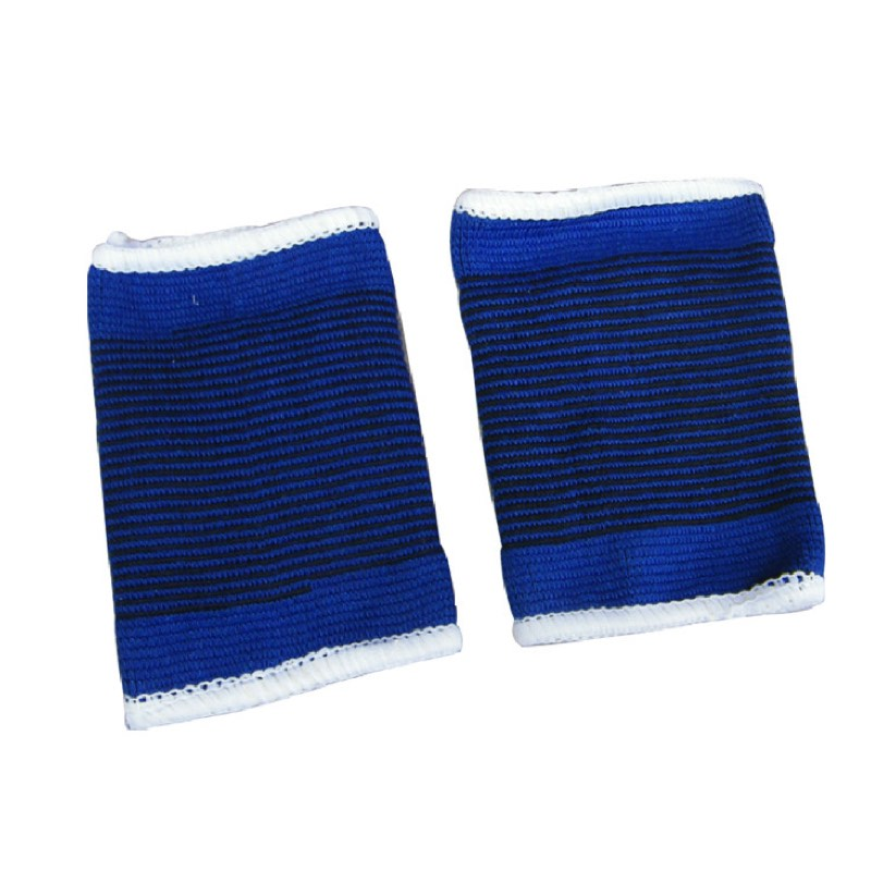 2pcs/Pair Elastic wrist belts brace supports band sports safety protector wrister