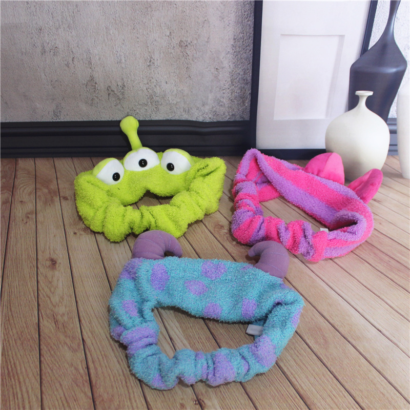 1piece 20cm Sullivan Monster Cheshire Cat Alien toy story Plush Dolls,Monsters University sulley plush toys for birthday gift