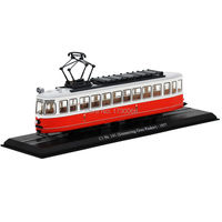 THE TOYS 1 87 C1 NR 141 Simmering Graz Pauker 1957 The Tram Model
