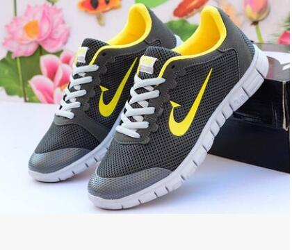 2016 new cheap brand men women comfortable breathable mesh shoes high quality unisex couple casual flats