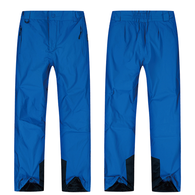 2019 pantalons de Ski hommes hiver extérieur Section mince Super imperméable coupe-vent respirant chaud mâle marques Snowboard pantalon