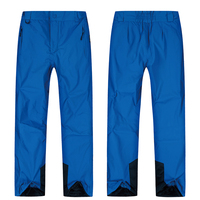 2019 Ski Pants Men Winter Outdoor Thin Section Super Waterproof Windproof Breathable Warm Male Brands Snowboard Trousers