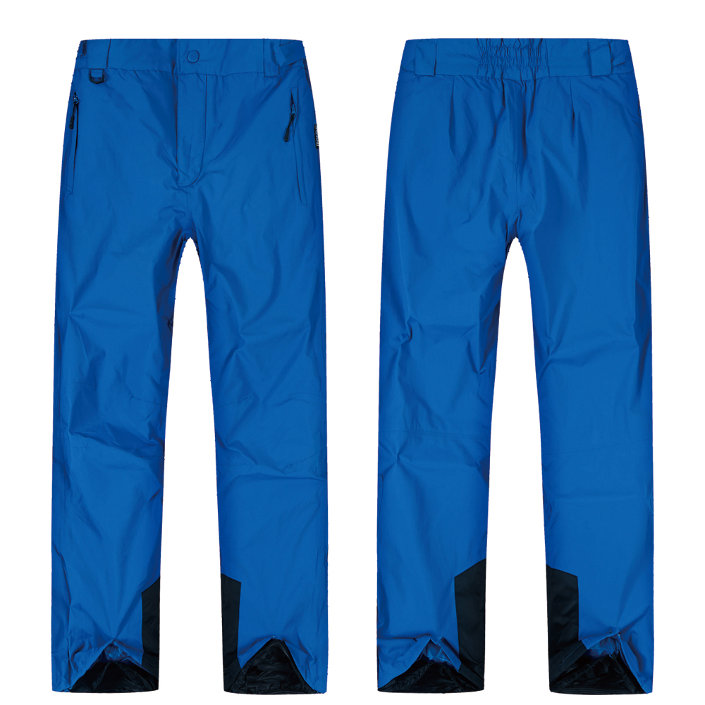 2019 pantalons de Ski hommes hiver extérieur mince Section Super imperméable coupe-vent respirant chaud hommes marques Snowboard pantalon