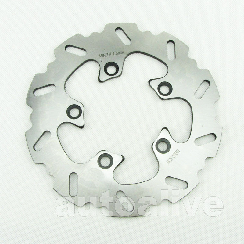 Rear Brake Disc Rotor For Suzuki GSXR 600/750 97-15 GSXR1000 01-15 TL1000R TL1000S SV650 SV650S SV1000 SV1000S