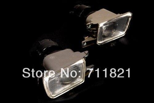 Projector Fog Lights Stock Style For VW Golf MK3 golf 3 td 2011