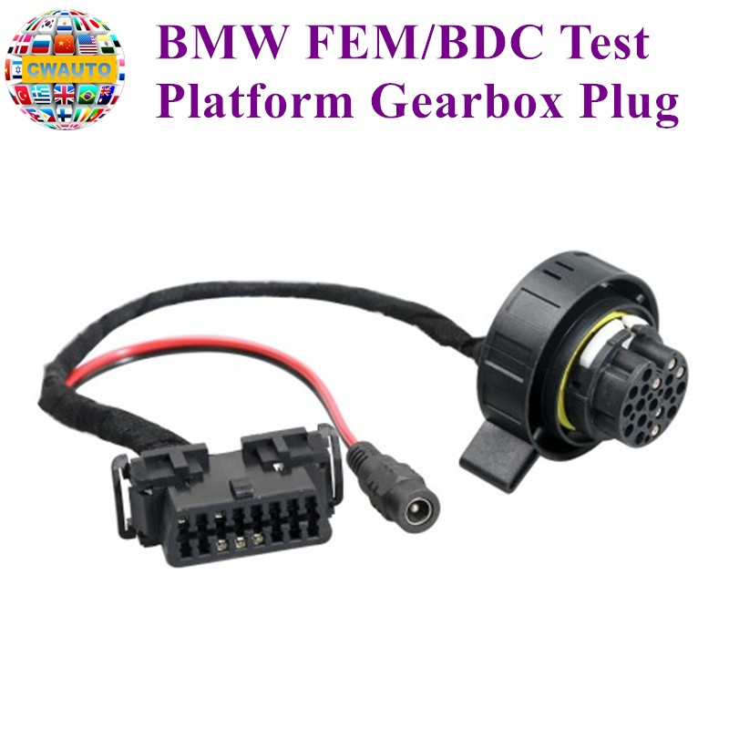 Fiche de boîte de vitesses pour FEM BDC fiche de boîte de vitesses de plate-forme d'essai