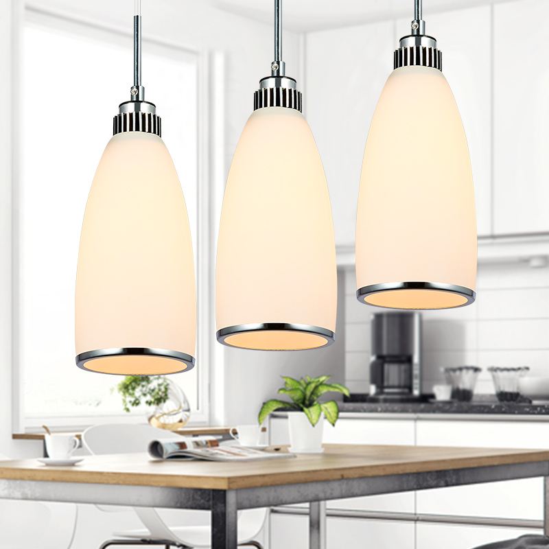 1/3 heads lamps three creative pendant lights modern simple LED dining room lighting single head small pendant lamp FG728 LU1017 кабель инструментальный vovox link direct s350 trs trs