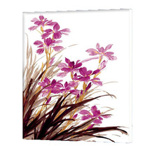 WONZOM Orchid Oil Painting By Numbers DIY Abstract Digital Picture Coloring On Canvas Unique Gift Home Decor 2017 New