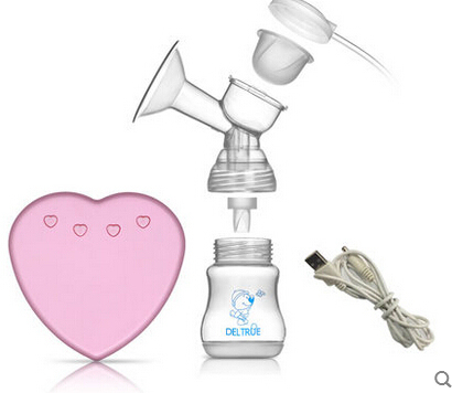 Recién llegado más conveniente USB libre de BPA extractor de leche del pezón potente ventosa leche eléctrico extractores de mamá amor