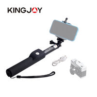 Selfie Stick Bluetooth For 5S Iphone 7 Plus Apple Android Smartphone For Gopro 5 4 3