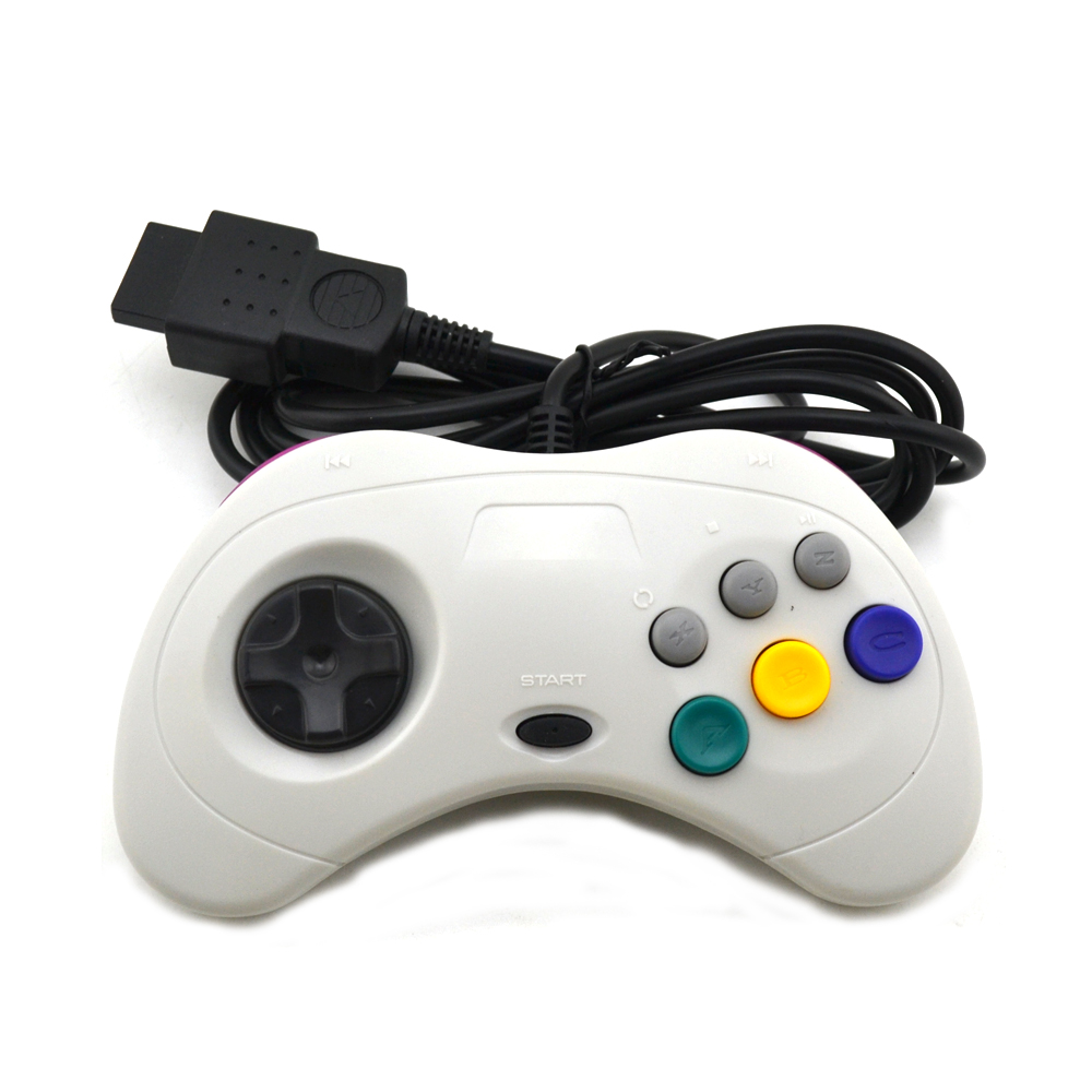 Gamepad Classic Controller di gioco Joypad Interface per console SEGA - Giochi e accessori - Fotografia 6