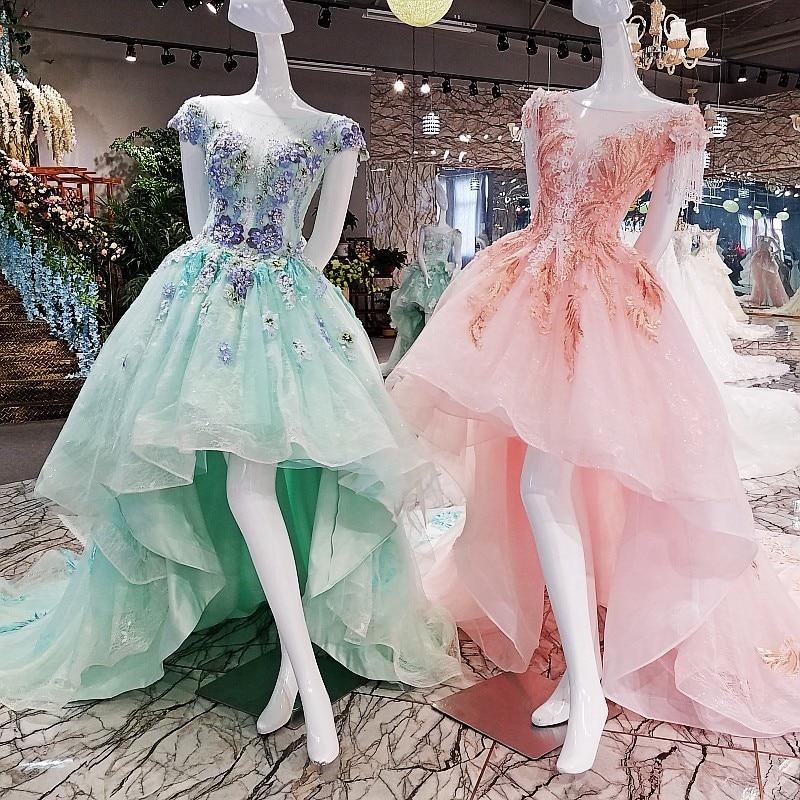 100% Wahr Vestido Longo De Festa Kleider Blumen Abendkleider 2018 Echt Fotos Formale Abendkleider Kleider Abiye Abendkleider Rheuma Lindern