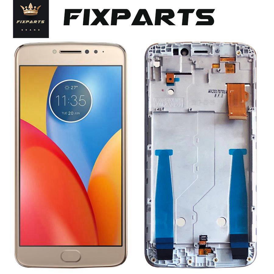 For Motorola Moto E4 <font><b>LCD</b></font> Display Touch Screen Digitizer Assembly <font><b>XT1762</b></font> XT1772 For MOTO E4 Plus <font><b>LCD</b></font> Display Replacement Parts image