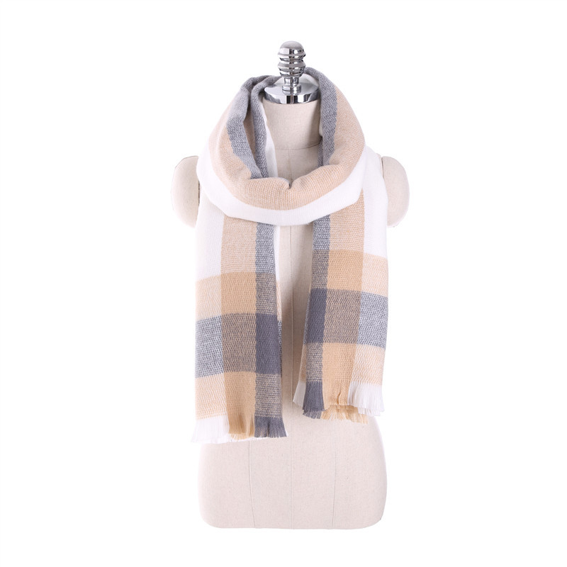 2016 Hot Sale Scarf Shawl And Warm Autumn Winter Female Export Cashmere Long Thickening