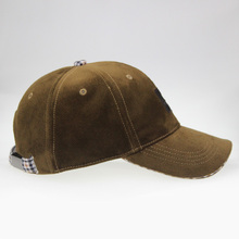 Brushed Cotton Baseball Cap
