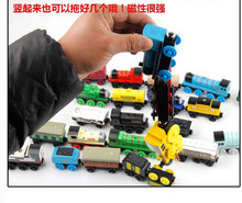30 magic toy trucks wooden Thomas James truck combination train childrens toys birthday gifts Christmas can be arbitraril
