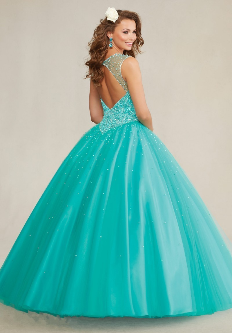 a4dffcb00f Quinceanera Dresses Blue And Silver - Gomes Weine AG