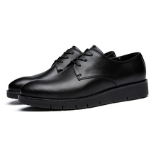 2016 Good quality fashion comfortabe men's casual shoes lace up and good quality handmade shoes  for male