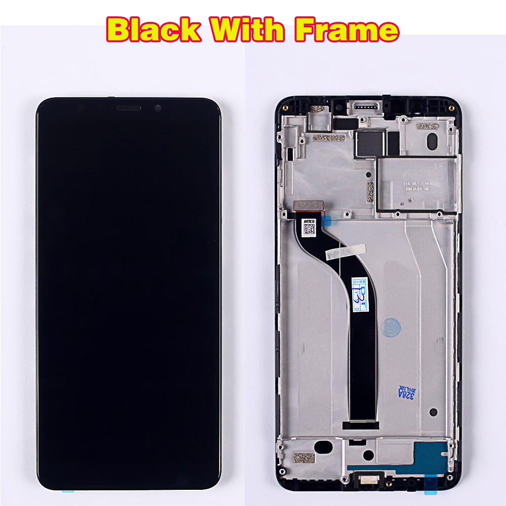 HTB1ldG8bjDuK1Rjy1zjq6zraFXam AAA 5.7 inch LCD display for Xiaomi Redmi 5 touch screen digitizer assembly 1440*720 Frame Oleophobic Coating 10 Touch