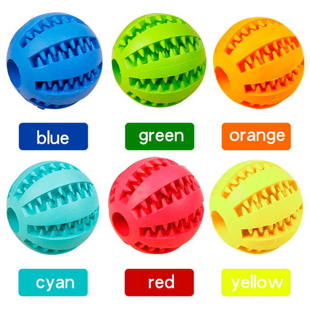 Interactive Dog Ball Toy