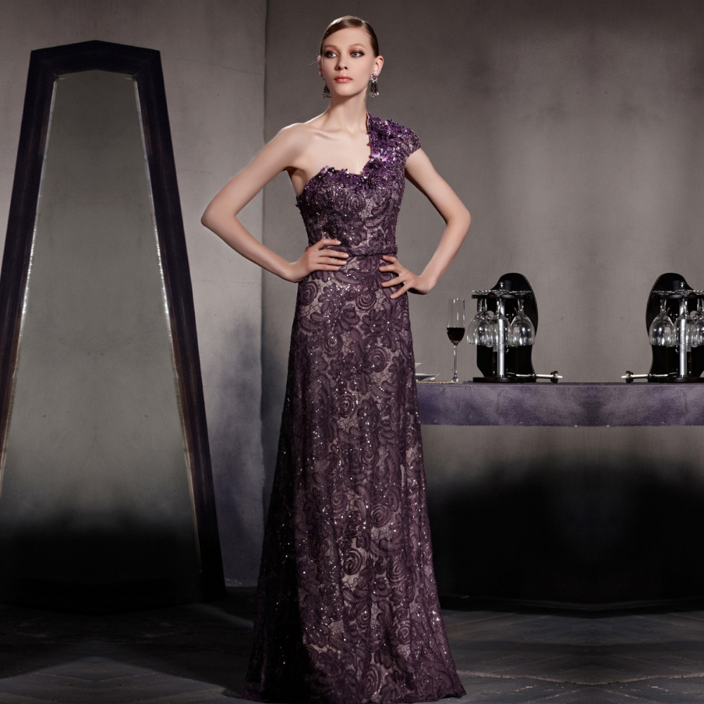 Online Get Cheap Purple Evening Dresses -Aliexpress.com | Alibaba ...
