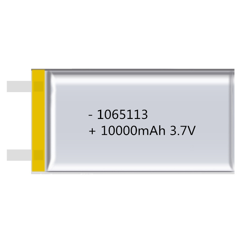 5pc <font><b>3.7V</b></font> <font><b>10000mAh</b></font> 1065113 PLIB 37wh polymer lithium ion <font><b>battery</b></font> / Li-ion <font><b>battery</b></font> for power bank;tablet pc,E BOOK,GPS image