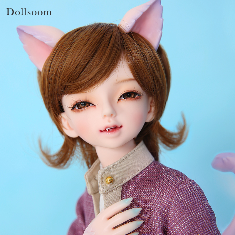 Soom Cheshire Supergem 1/4 BJD SD Doll Resin Figures Luts Yosd Kit Cat Fantasy Version Doll Sales Toy Gift кукла bjd supia roda bjd sd doll soom luts volks toy fl
