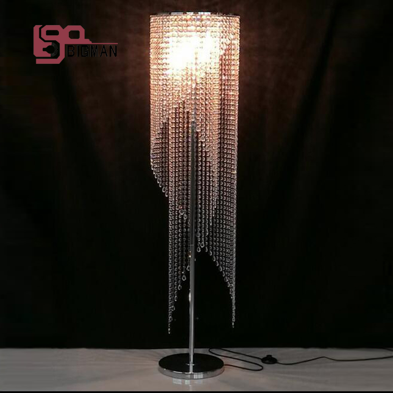 modern living room crystal floor lights bedroom beside lamp bedroom floor lights crystal floor lamps wedding decoration sitting room lighting modern floor lamps for living room lamp modern
