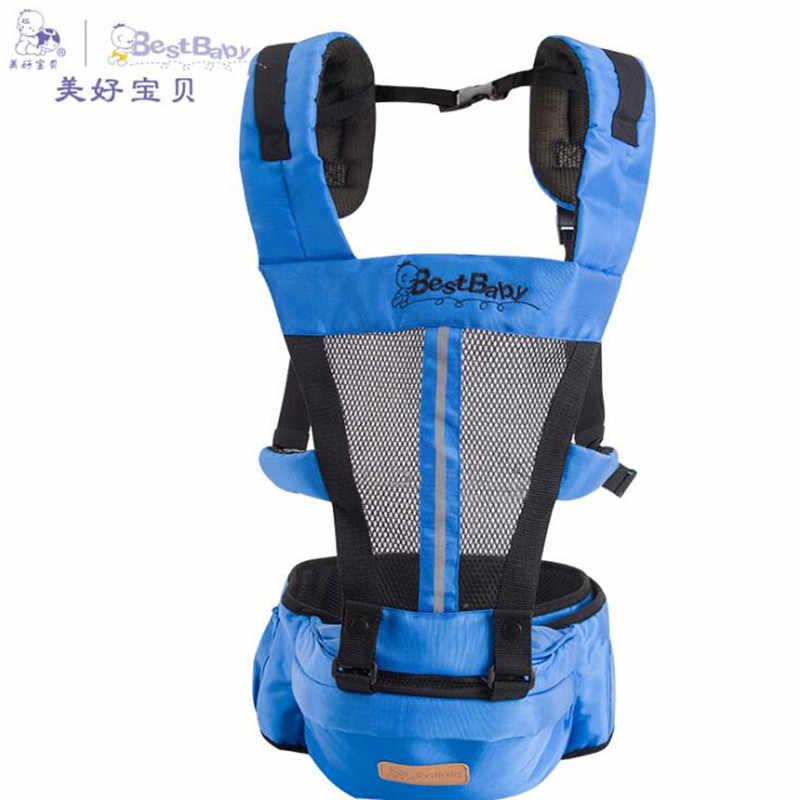 Эргономичная Сумка-кенгуру 360, рюкзак для младенцев, слинг для малышей, переноска на бедро для новорожденных, предотвращающая появление О-образных ножек, стиль переноски 20 кг