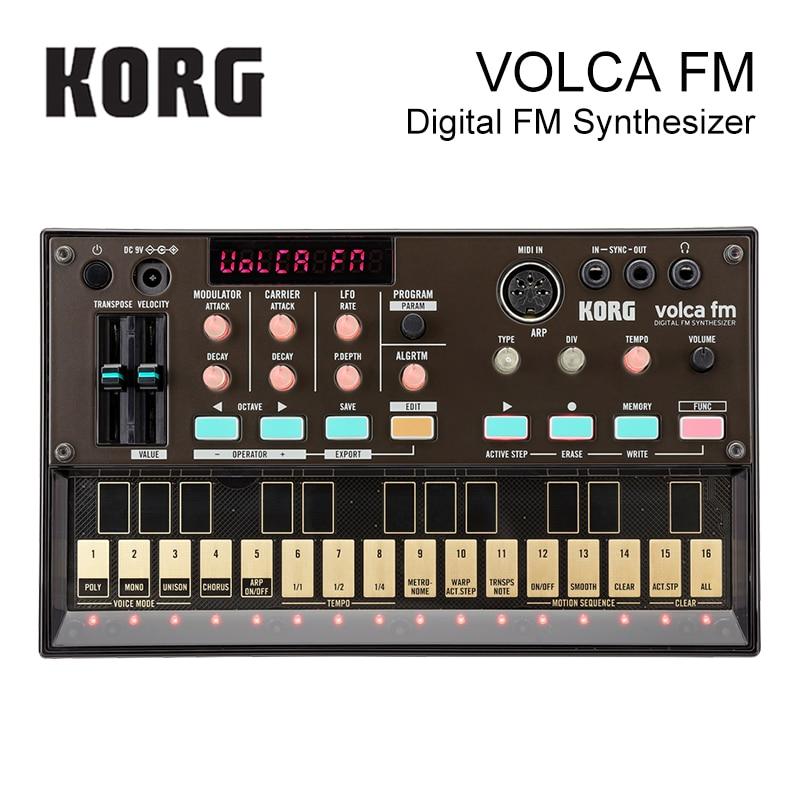 Korg Volca FM Digital FM Synthesizer цена и фото
